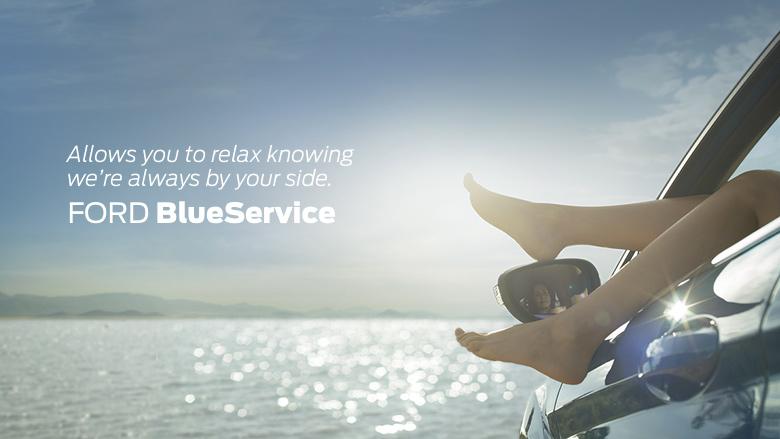blue service